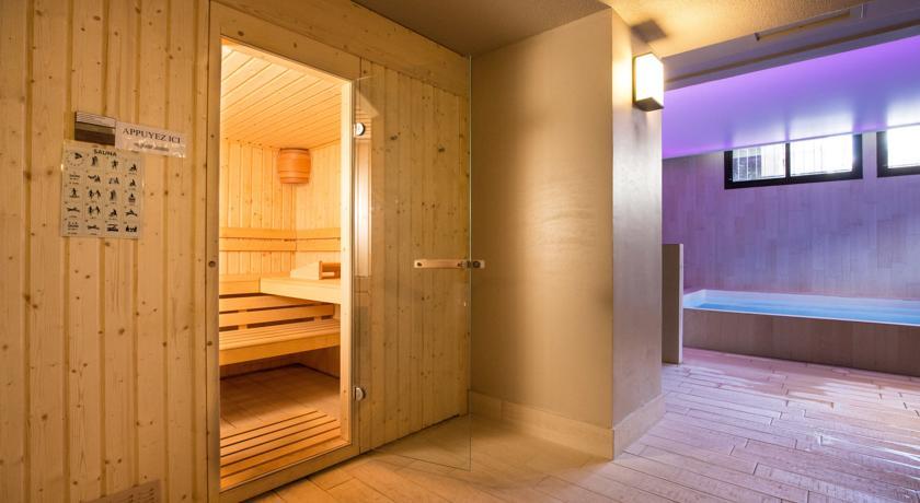 Parc Hotel Sauna